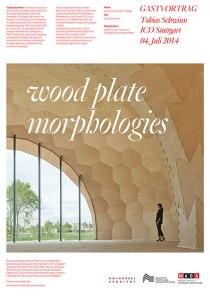 wood plate morphologies